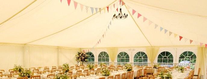 Total event & wedding hire South West, Dorset, Devon